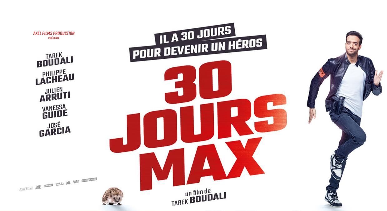Photo du film 30 jours max
