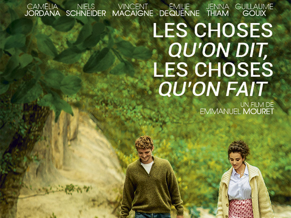 Photo du film Les Choses qu'on dit, les choses qu'on fait