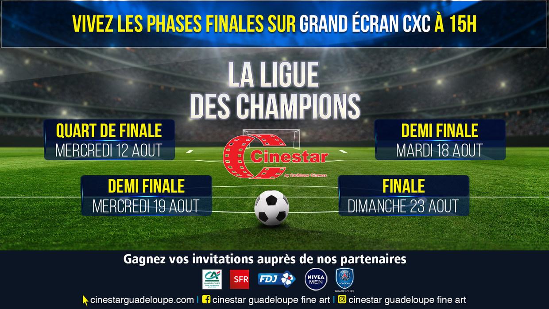 GRAND JEU LIGUE DES CHAMPIONS