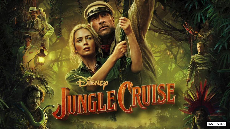 Photo du film Jungle Cruise