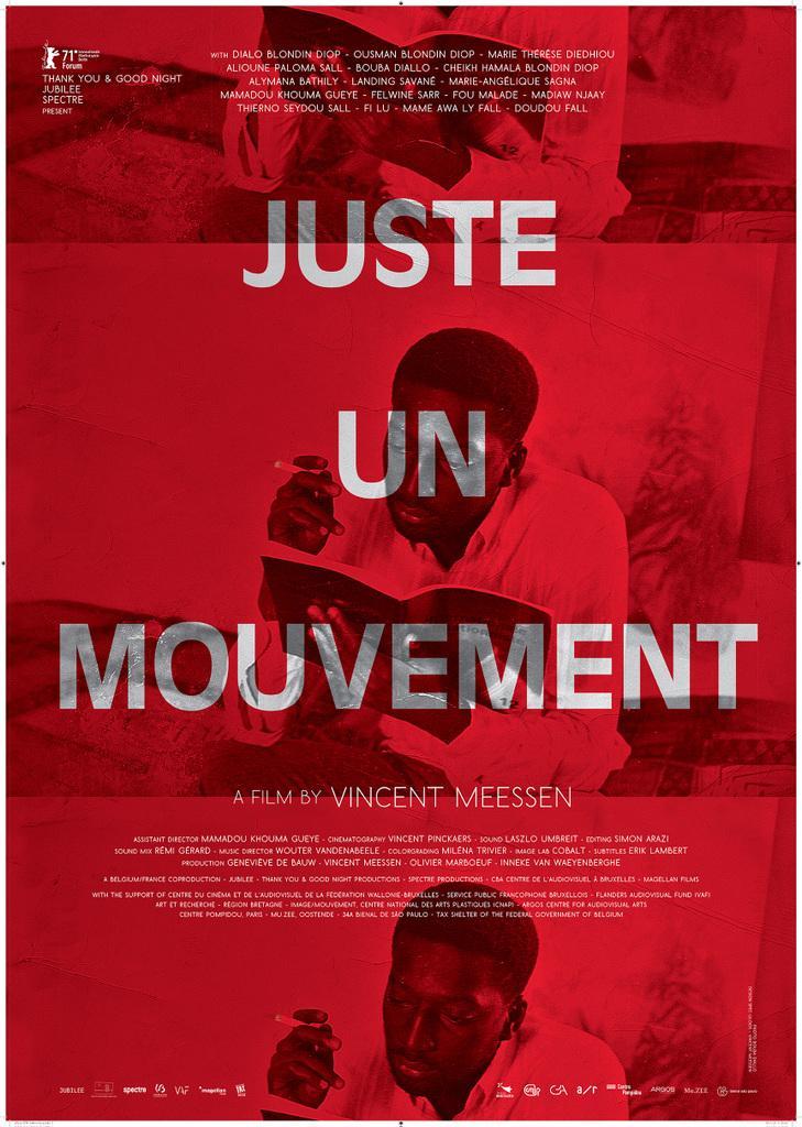 Photo du film Juste Un Mouvement