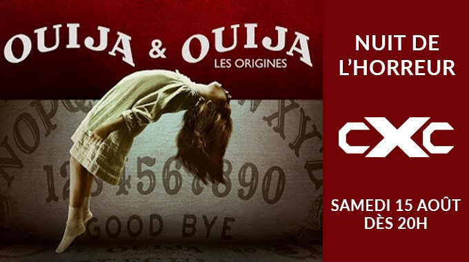 Photo du film Nuit de l'horreur - Ouija & Ouija les origines